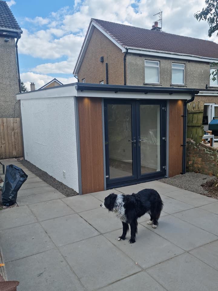 garage conversion glasgow new