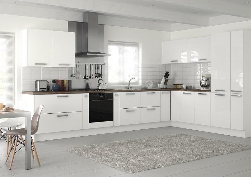 large kitchen Glasgow