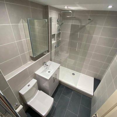 Bathroom Fitters Bearsden