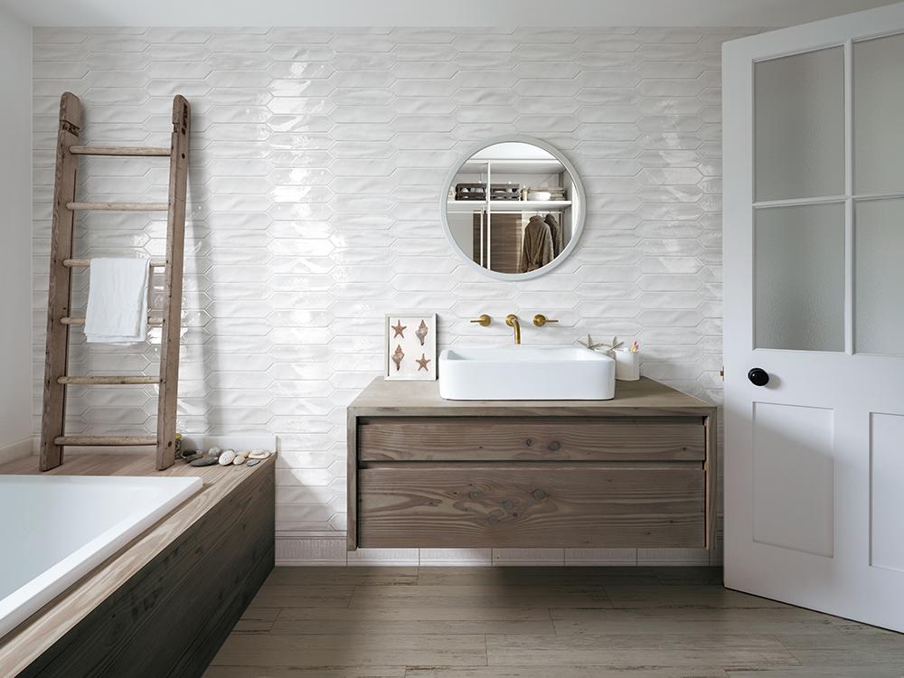 Completed bathroom Parkhead