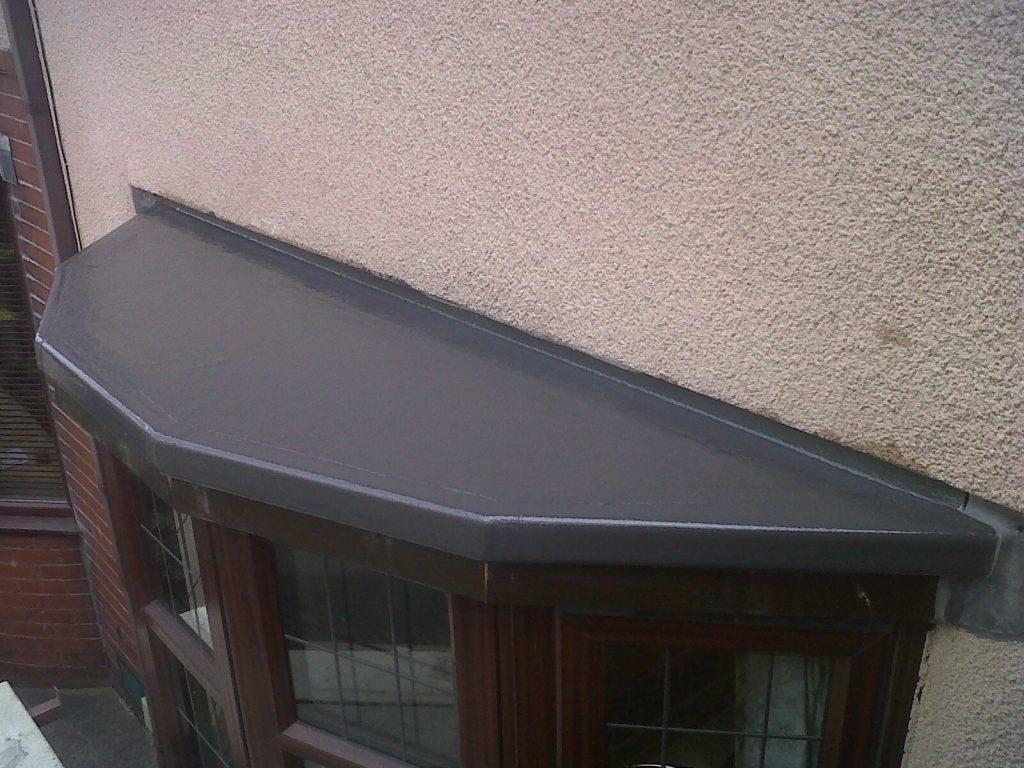 flat roof glasgow